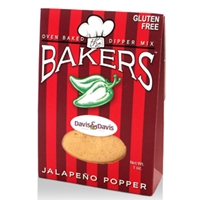 Davis & Davis The Bakers Jalapeno Popper Dipper Mix
