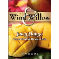 Wind & Willow Juicy Mango Cheeseball & Dessert Mix