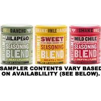 Montana Mex Seasoning Blend Sampler