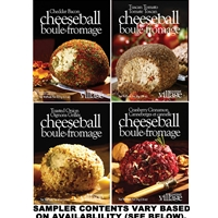 Gourmet Du Village Cheeseball Sampler