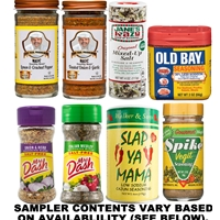 Low Sodium Seasoning Sampler