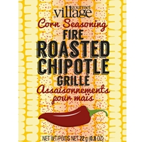 Gourmet du Village Fire Roasted Chipotle Corn Seasoning