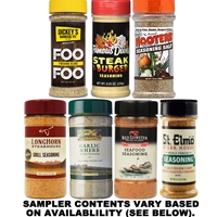 Restaurant Seasoning Sampler
