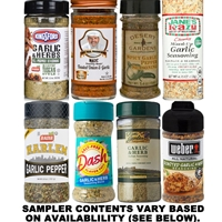 Garlic Seasoning Sampler