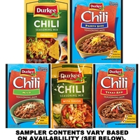 Durkee Chili Sampler