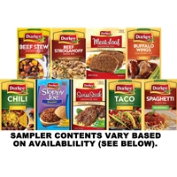 Durkee Seasoning Sampler