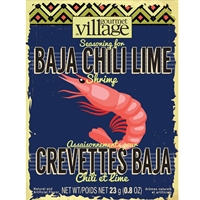 Gourmet du Village Baja Chili Lime Shrimp Seasoning