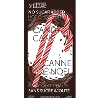 Gourmet du Village Candy Cane No Sugar Added Hot Chocolate