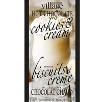 Gourmet du Village Cookies & Cream Hot Chocolate