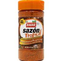 Badia Sazon Tropical with Coriander and Annatto