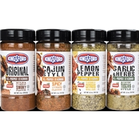 Kingsford Seasoning Sampler