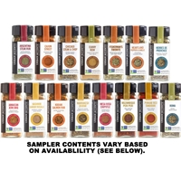 Urban Accents Seasoning Sampler