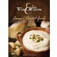 Wind & Willow Asiago & Roasted Garlic Dip Mix