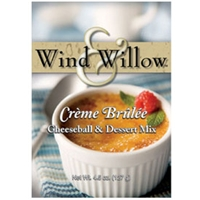 Wind & Willow Creme Brulee Cheeseball & Dessert Mix