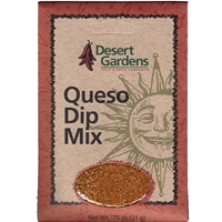 Desert Gardens Queso Dip Mix