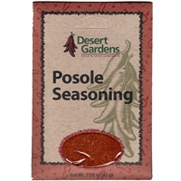 Desert Gardens Posole Seasoning Mix