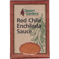Desert Gardens Red Chile Enchilada Sauce Mix