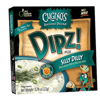 Cuginos Silly Dilly Dipz Mix