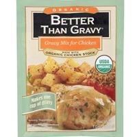 Better Than Bouillon Better Than Gravy Organic Gravy Mix for Chicken